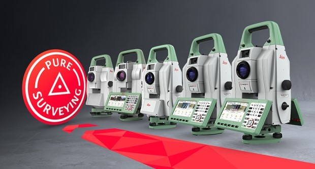 Leica overhauls total station range ahead of anniversary