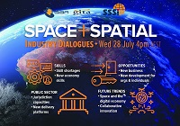 SPACE+SPATIAL Roadmap Online Session @ Online event via Zoom